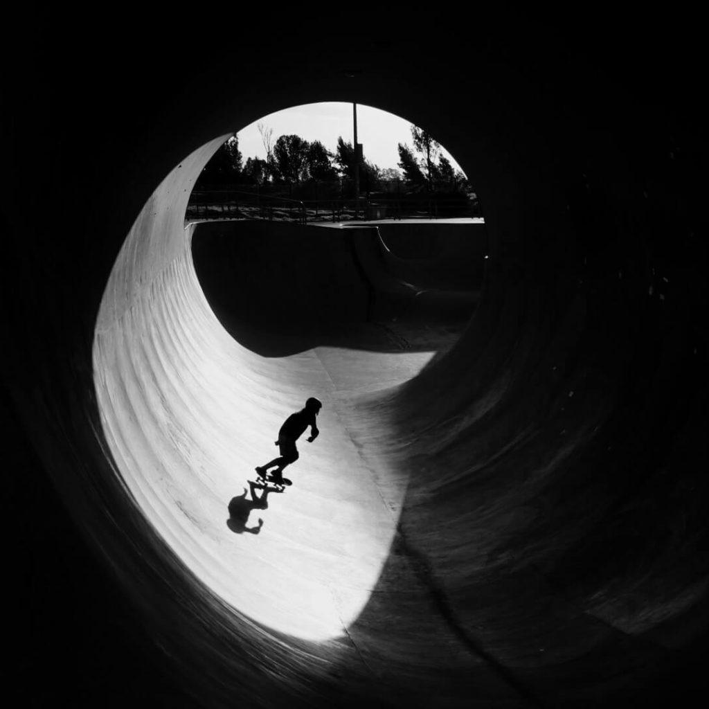 USA - Skateboarder
