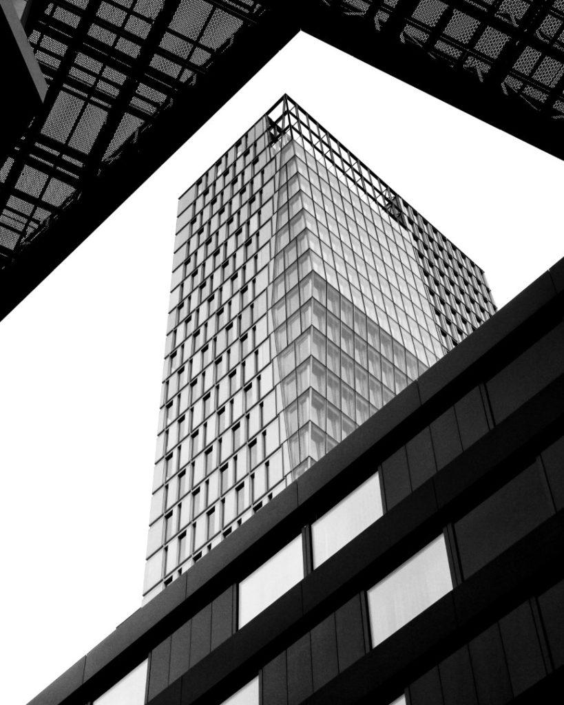 Frankfurt am Main - skyscraper